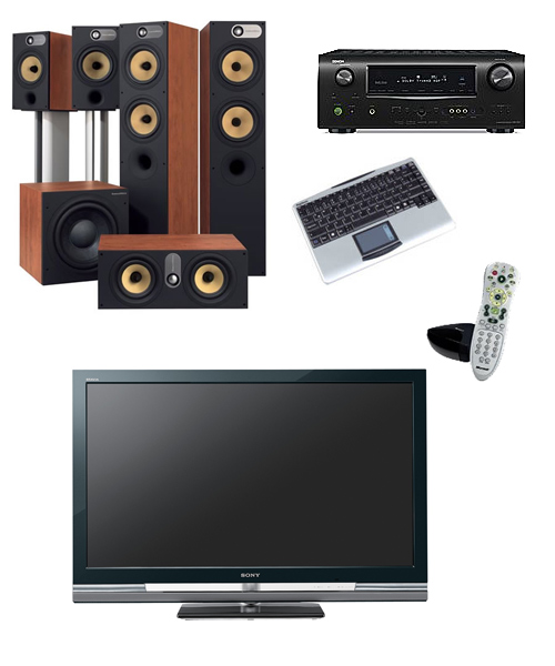 htpc equipment